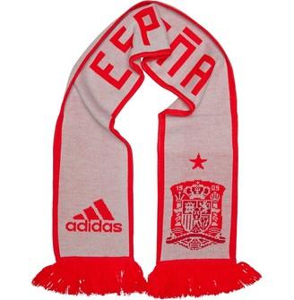adidas FEF Spain Away Scarf Halo Blue/Bright Red
