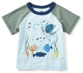 Tea Collection Infant Boy's Barrier Reef T-Shirt