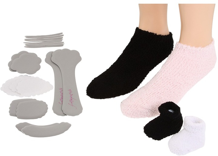 Foot Petals Mommy Combo (Multi) - Accessories