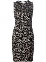 Lanvin Leopard Dress
