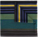 Paul Smith striped scarf - men - Silk/Wool - One Size