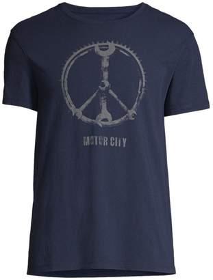 John Varvatos Motor City Graphic T-Shirt