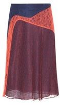 Tory Burch Kaisa Lace Skirt