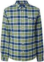 Pretty Green Slim Fit Check Shirt