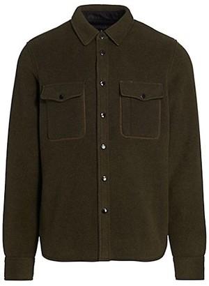 Rag & Bone Jack Fleece Shirt Jacket