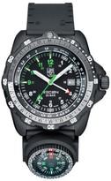Luminox Men's 'Land - Recon Nav Spc' Removable Compass Gmt Watch, 46Mm