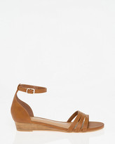Le Château Strappy Ankle Strap Wedge Sandal