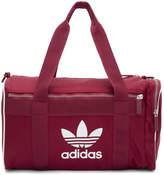 adidas Burgundy Medium Duffle Bag