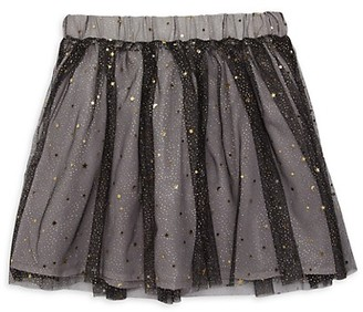 Imoga Little Girl's Girl's Mesh Skirt