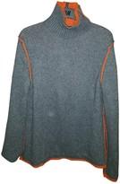 Malo Grey Wool Knitwear for Women