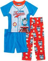Thomas & Friends 3-Pc. Pajama Set, Toddler Boys (2T-5T)
