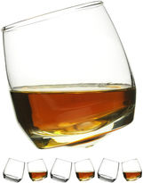 JCPenney Rocking Set of 6 Whiskey Glasses