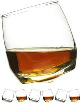 Sagaform Rocking Set of 6 Whiskey Glasses