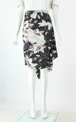 Isabel Marant Orange Silk Skirts