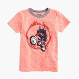 J.Crew Boys' Max the Monster stunt T-shirt in supersoft jersey