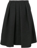 Paul Smith full pleated skirt