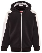 Bang Bang Copenhagen Black Skull Hood Zip Jacket