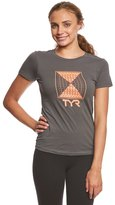TYR Women's Time Lapse Graphic T Shirt 8161083