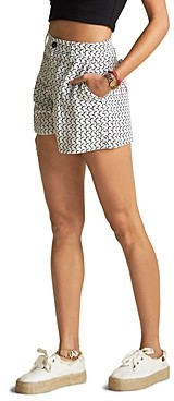 Billabong x Sincerely Jules Hard To Tell Patterned Shorts