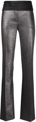 Gianfranco Ferré Pre-Owned Straight-Leg Trousers