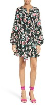 Tanya Taylor Women's Caro Floral Print Silk Dress