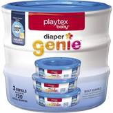 Playtex Diaper Genie Refill Cartridges | Each Container Comes with 240 Refills (3 Refills -720 Ct)
