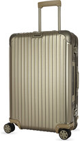 Rimowa Topas Titanium E-tag four-wheel suitcase 66cm