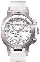 Tissot Ladies T-Race White Quartz Sport Watch
