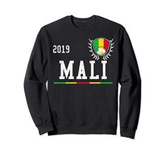 Mali Football Jersey 2019 Mali Soccer Jersey Sweatshirt