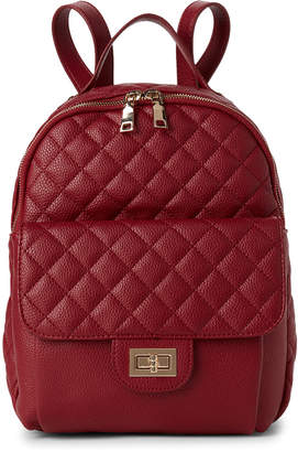 Urban Expressions Red Hailey Backpack