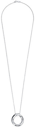 Ippolita Classic Long Fold-Over Pendant Necklace