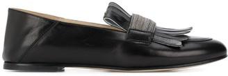 Fabiana Filippi fringed loafers