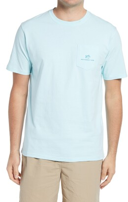 Southern Tide Catamaran Sunset Graphic Tee