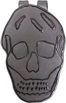 Alexander McQueen skull money clip - men - Brass - One Size