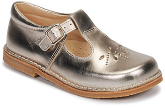 Citrouille et Compagnie MIDINETTE girls's Shoes (Pumps / Ballerinas) in Gold