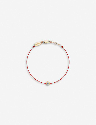 The Alkemistry Redline 18ct rose-gold and diamond bracelet
