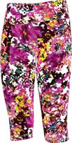 adidas Girls' Fitness Capri Tights
