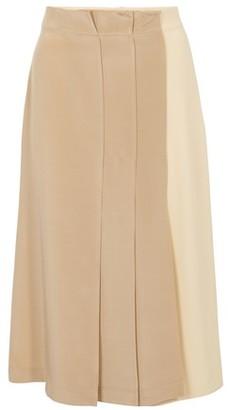 Sportmax Torre silk skirt