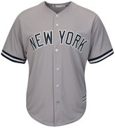Majestic Men's New York Yankees Blank Replica Big & Tall Jersey