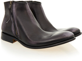 N.D.C. Made By Hand Black Patrick Gitano Ankle Boot