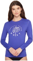 Roxy Palms Away Long Sleeve Rashguard Women's Swimwear