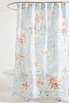 Anthropologie Winslow Shower Curtain