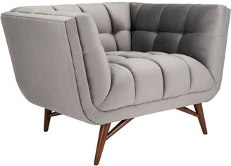 Safavieh Couture Onyx Mid-Century Tufted Club Chair