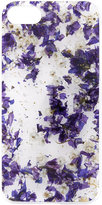 Anrealage flowers iPhone 7 case - women - Resin - One Size