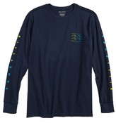 Billabong Boy's Long Sleeve Graphic T-Shirt