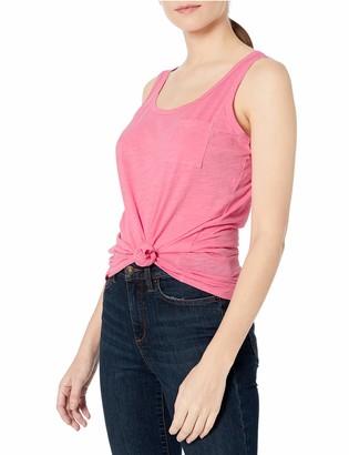 Goodthreads Amazon Brand Women's Vintage Cotton Pocket Tank
