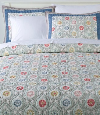 L.L. Bean Botanical Border Quilt Collection