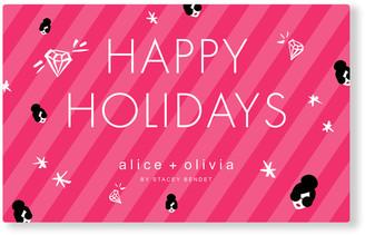 Alice + Olivia Happy Holidays E-Gift Card