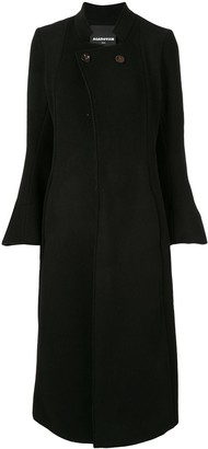 aganovich Flared Sleeve Coat