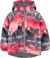 Molo Ski coat with a fleece lining Cathy